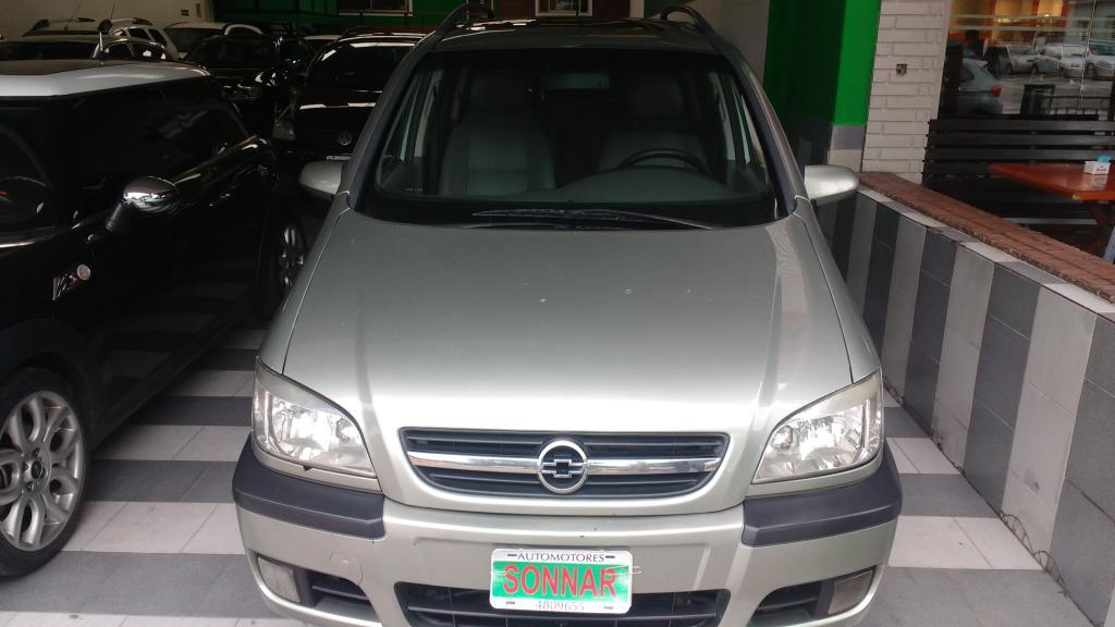 Chevrolet Zafira 2.0 GLS 7 Plazas