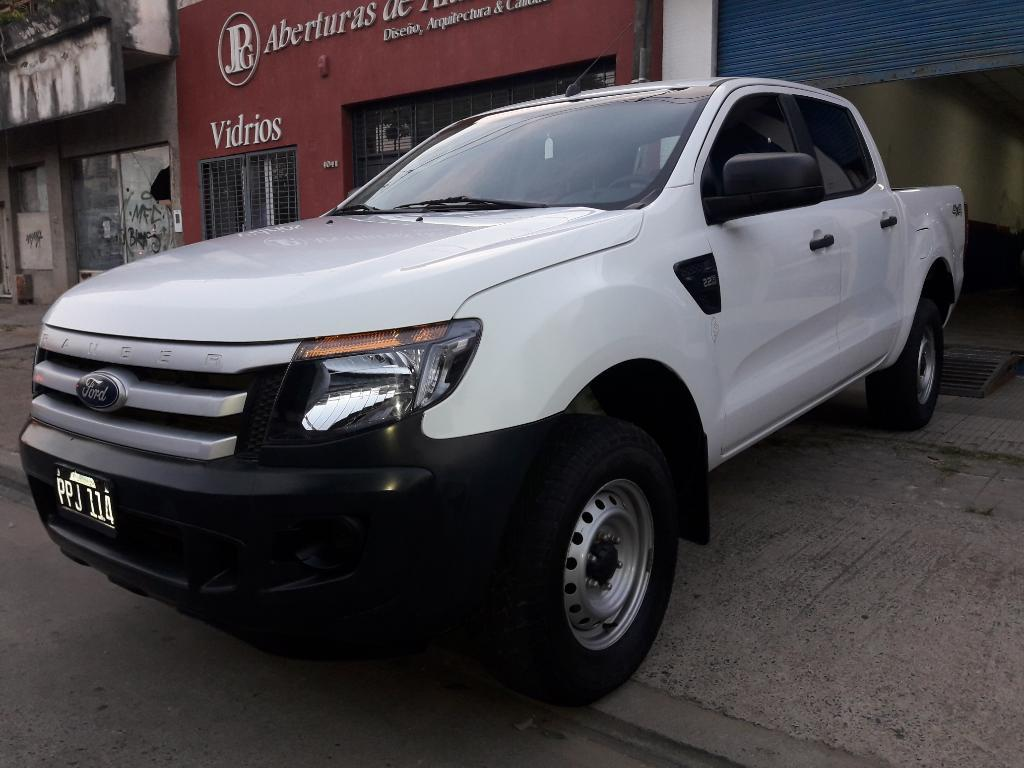 Ford Ranger Xl Safety 2.2 D 4x4 Año