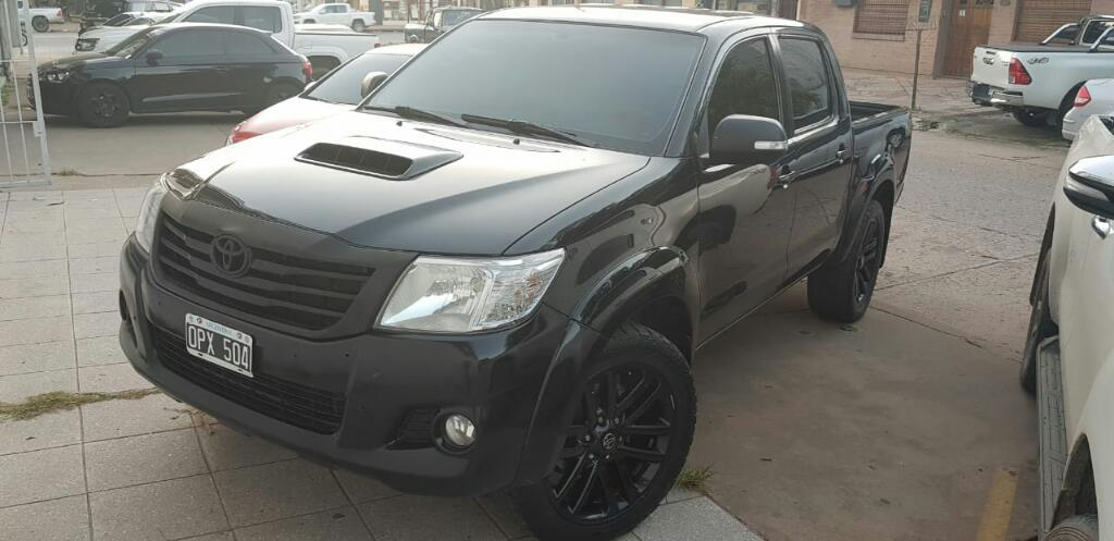 Toyota Hilux 3.0 Srv Limited 4x4 Aut