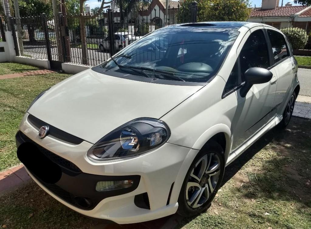 Vendo Fiat Punto 1.6 Blackmotion  Km