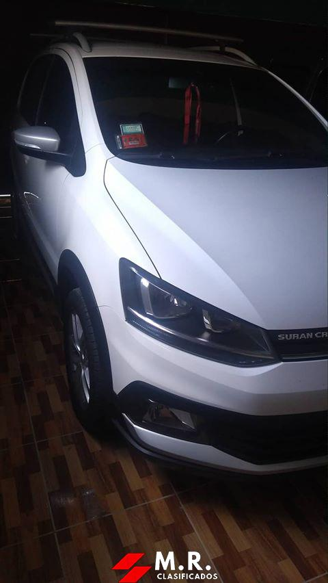 Vendo Vw Suran Cross Manual