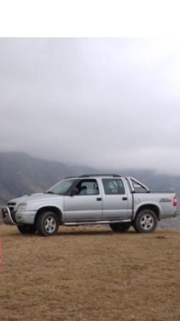 Chevrolet S10 Dlx 4x4 Full