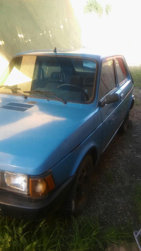 Fiat 147 Vendo Urgente