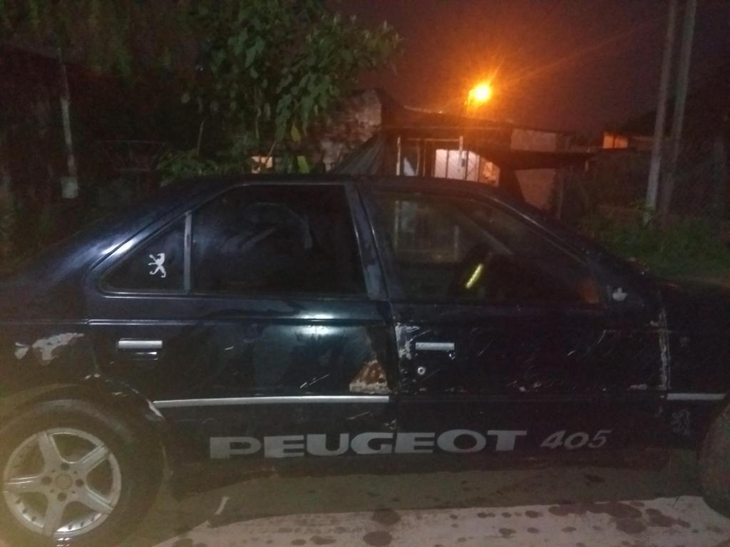 Peugeot 406 modelo 96 disel