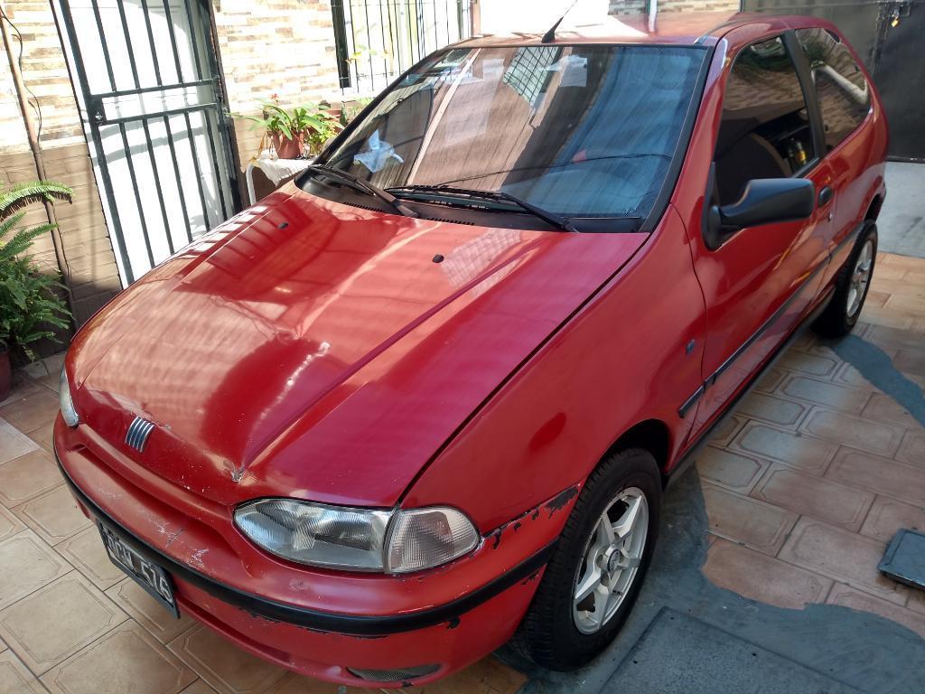 Fiat Palio Full Gnc