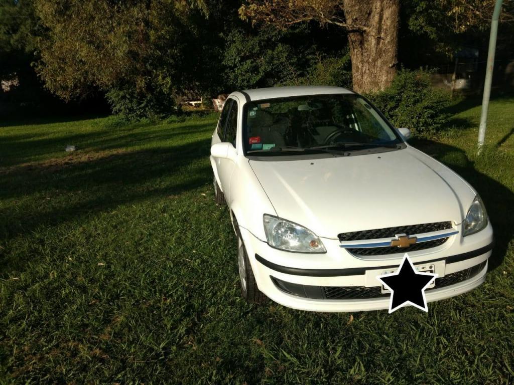 Chevrolet Classic 1.4 Ls Aadir  GNC