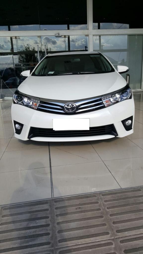 Toyota Corolla Xei Pack