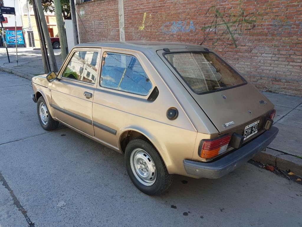 Fiat 147 CL  Spazio