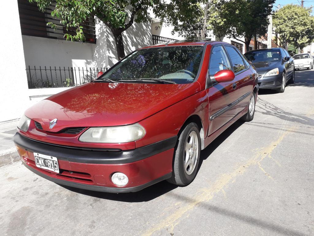 Renault Laguna mod 99 con GNC