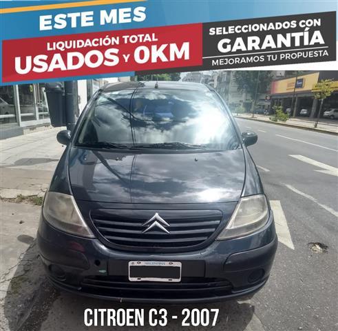 Citroën C3 1.4 Hdi Sx (l08)