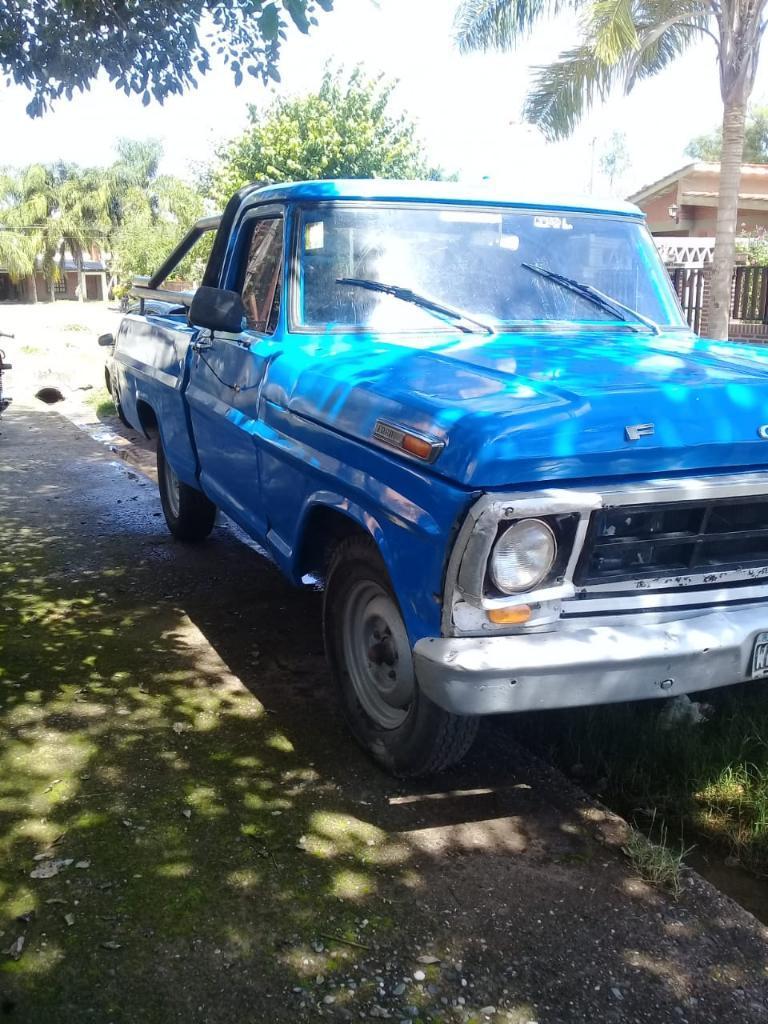 Ford F100 Mod. 73 Gnc
