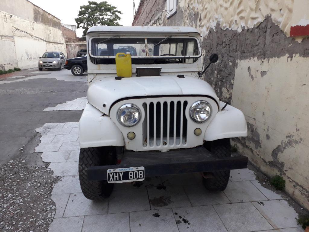 Jeep Ika 4x4 Orig