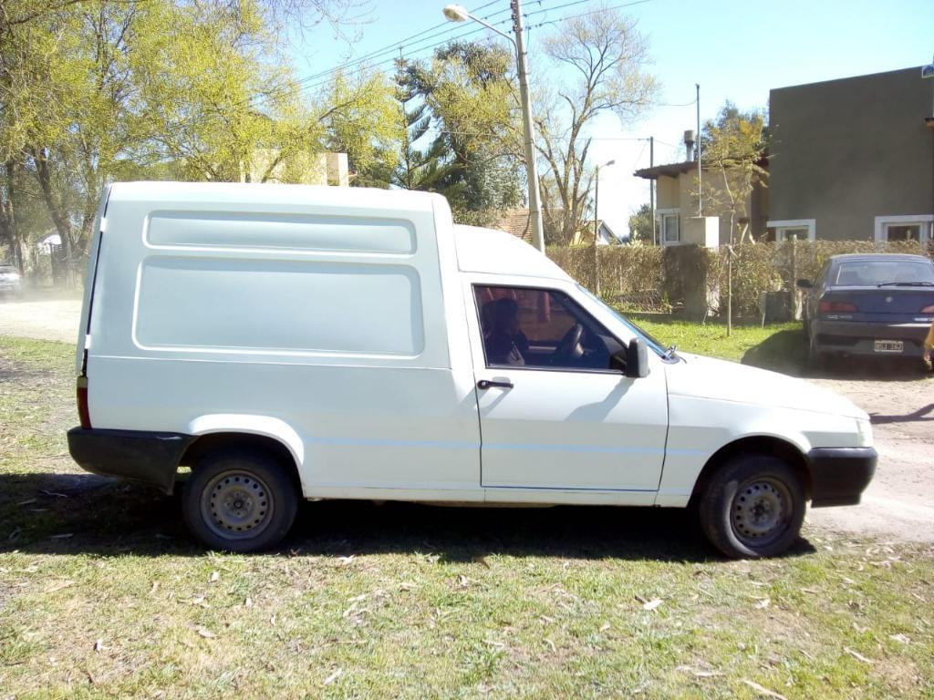 Fiat Fiorino  Gnc