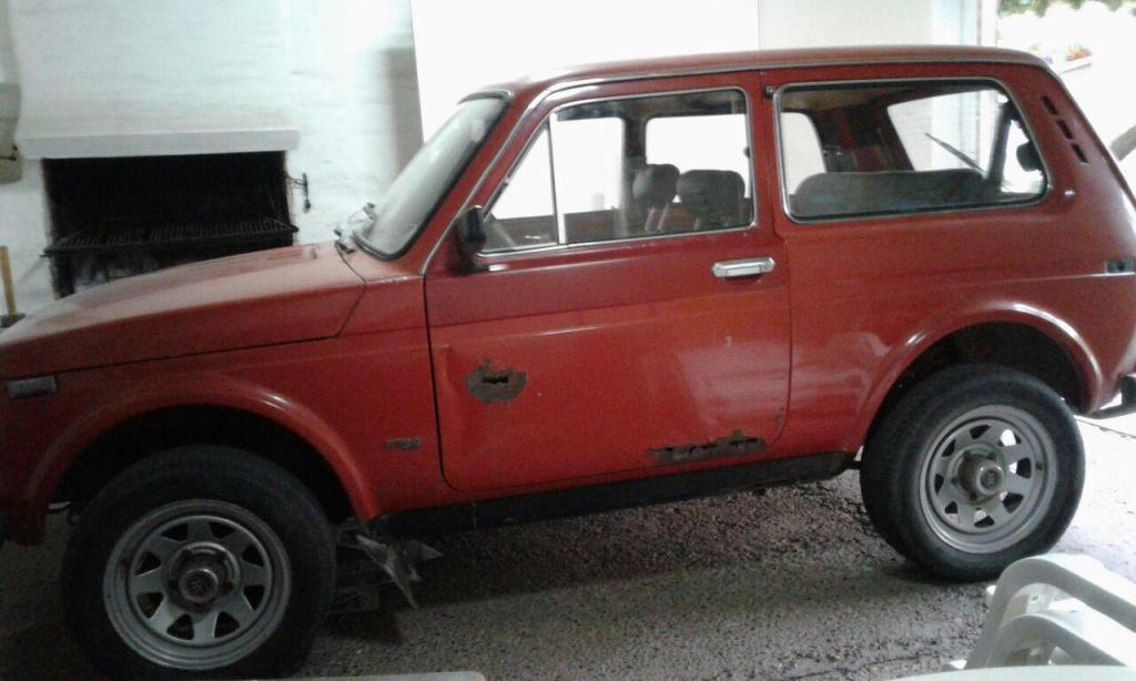 Jeep lada niva