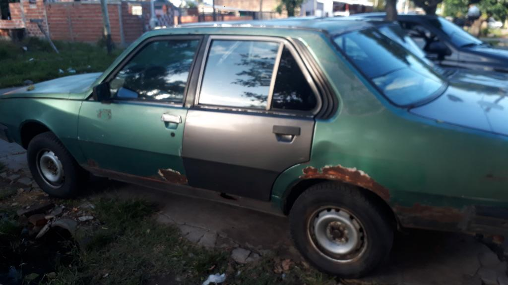 Renault 18 Nafta Y Gnc