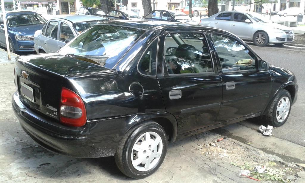 CHEVROLET CORSA CLASSIC  gnc $  y cuotas Taxis Los