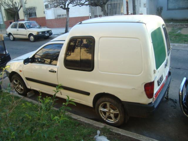 Camioneta Seat Inca