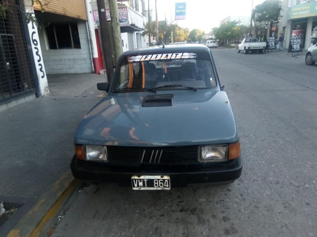 Fiat 147 C/ Gnc