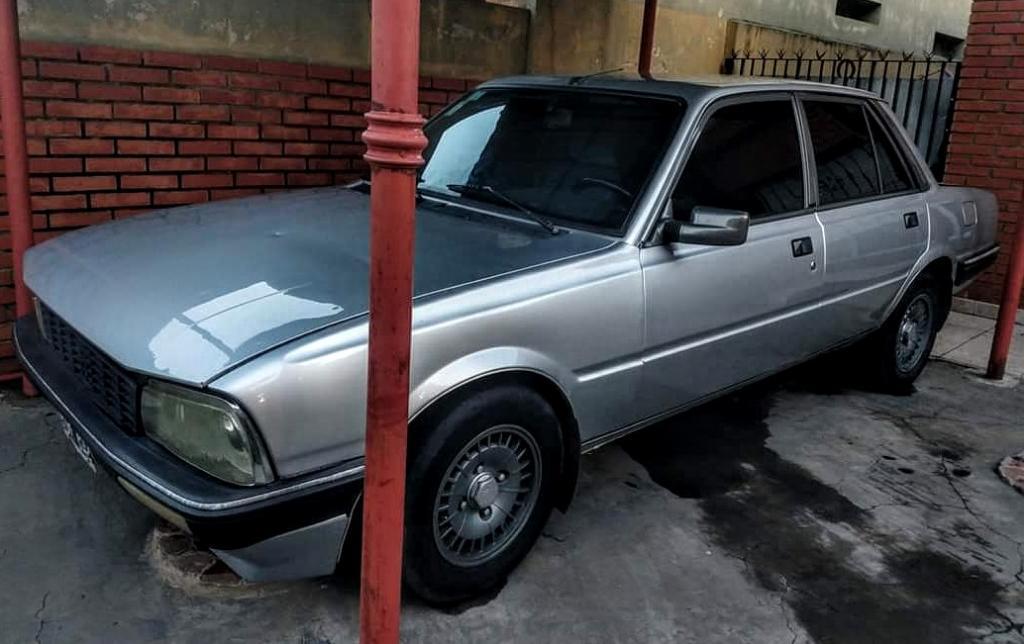 Peugeot 505 Mod 88 Gnc