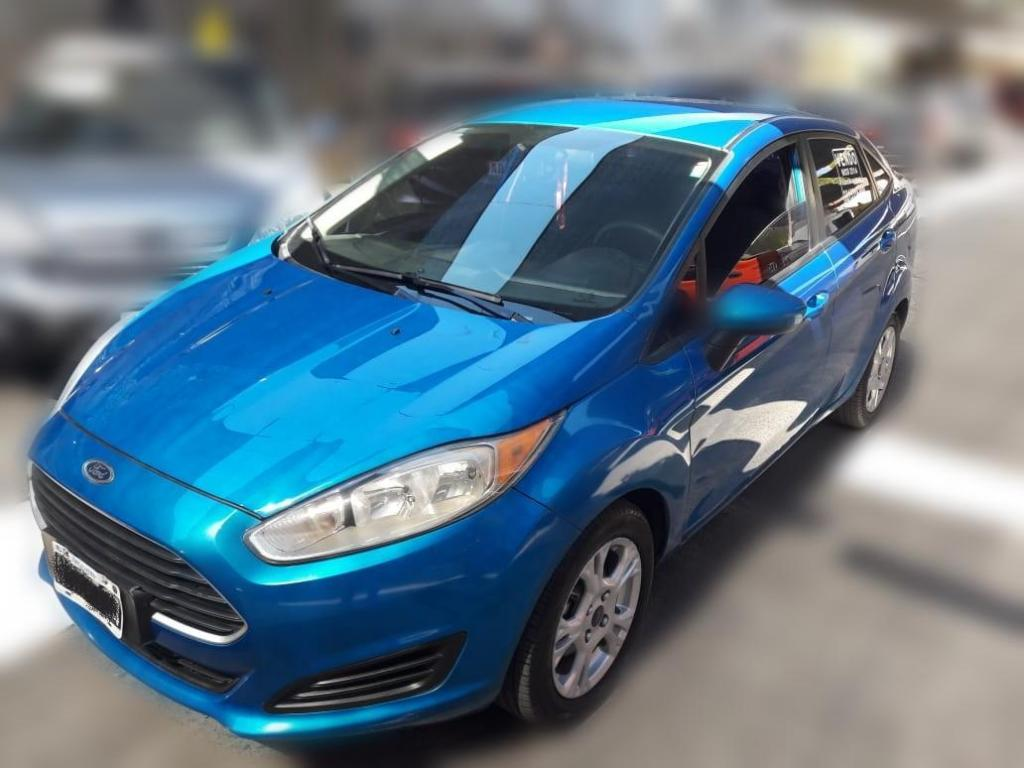 FORD FIESTA P S PLUS KINETIC DESIGN