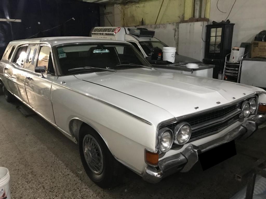 Ford Fairlaine  / Limusina / GNC