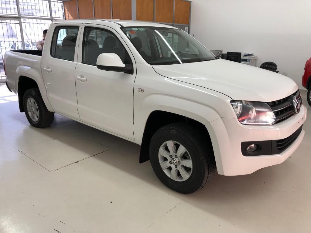 Volkswagen Amarok TODA LA LINEA