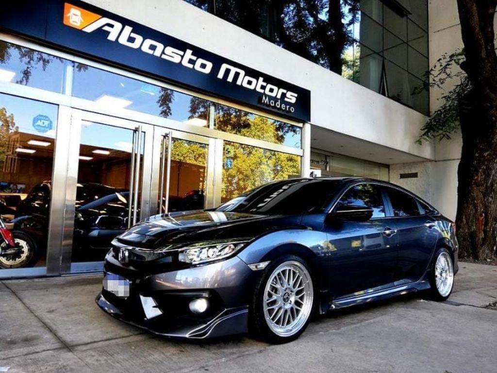 Honda Civic Exl  At