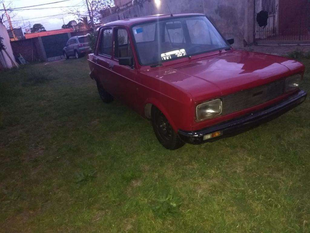 Fiat 128 Super Europa Preparado