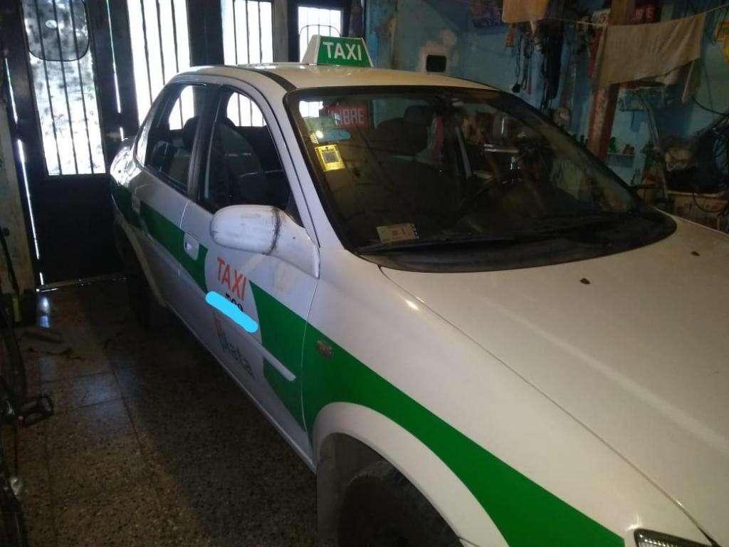 transfiero habilitacion de taxi la plata año