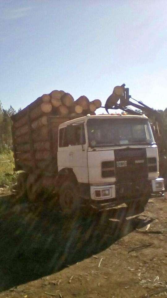 venta de camion fiat iveco 697 año  en jardin america