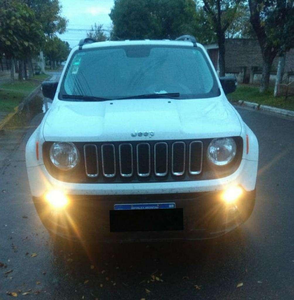 Jeep Renegade Sport con Gnc