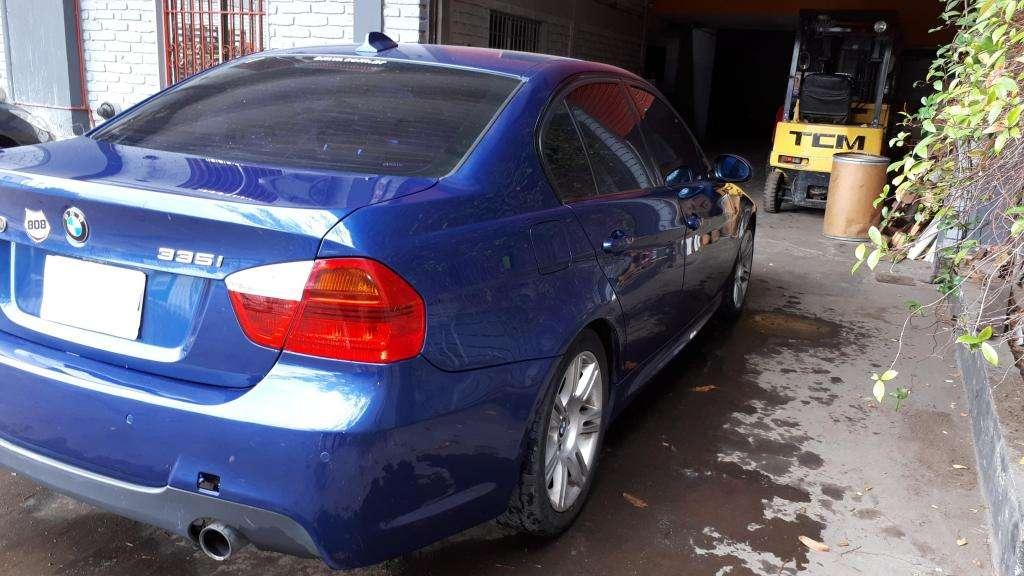 VENDO BMW 335I  SERIE 3 MUY BUEN ESTADO