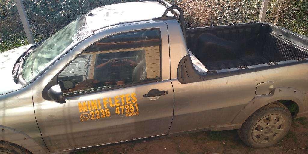Camioneta Fiat Estrada  Diessel 170