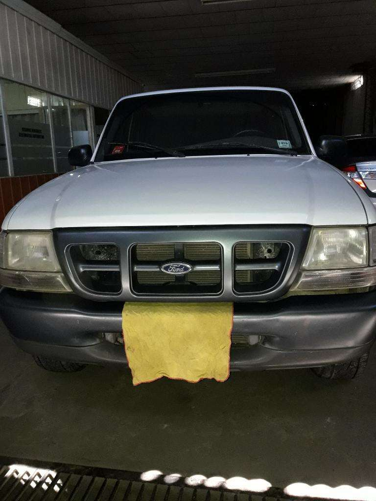 Ford Ranger Xl Plus Cabina Simple