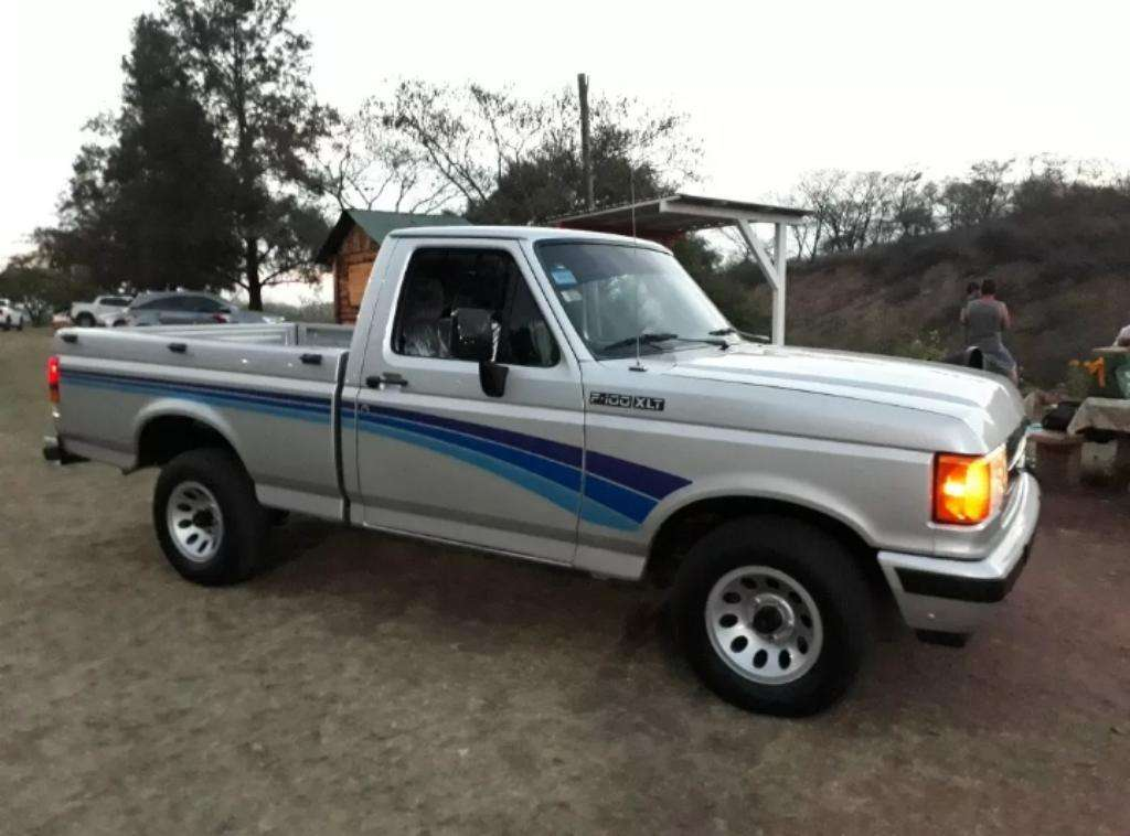 Ford F100 Xlt Turbo 4x2 Impecable