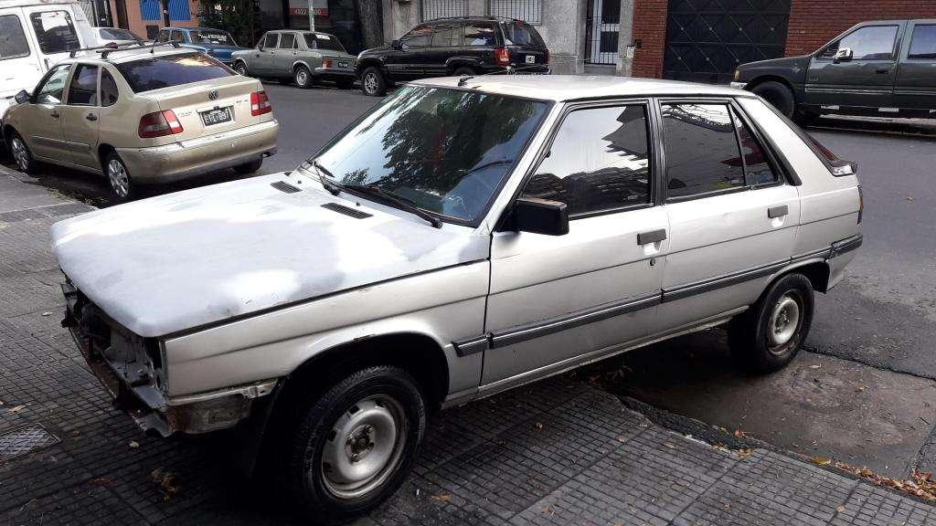 Renault 11 Tx  Full titular Al Dia