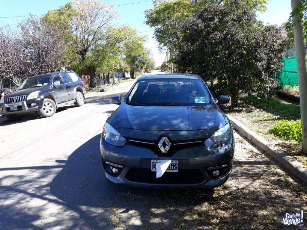 RENAULT FLUENCE LUXE. MOD  FULL FULL INMACULADO!!!