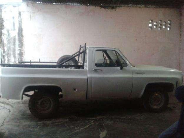 Camioneta Chevrolet C10 Nafta GNC