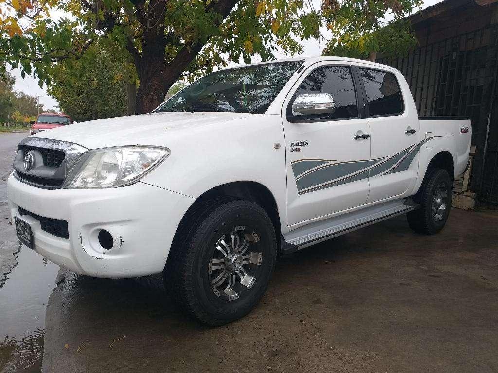 Toyota Hilux x2