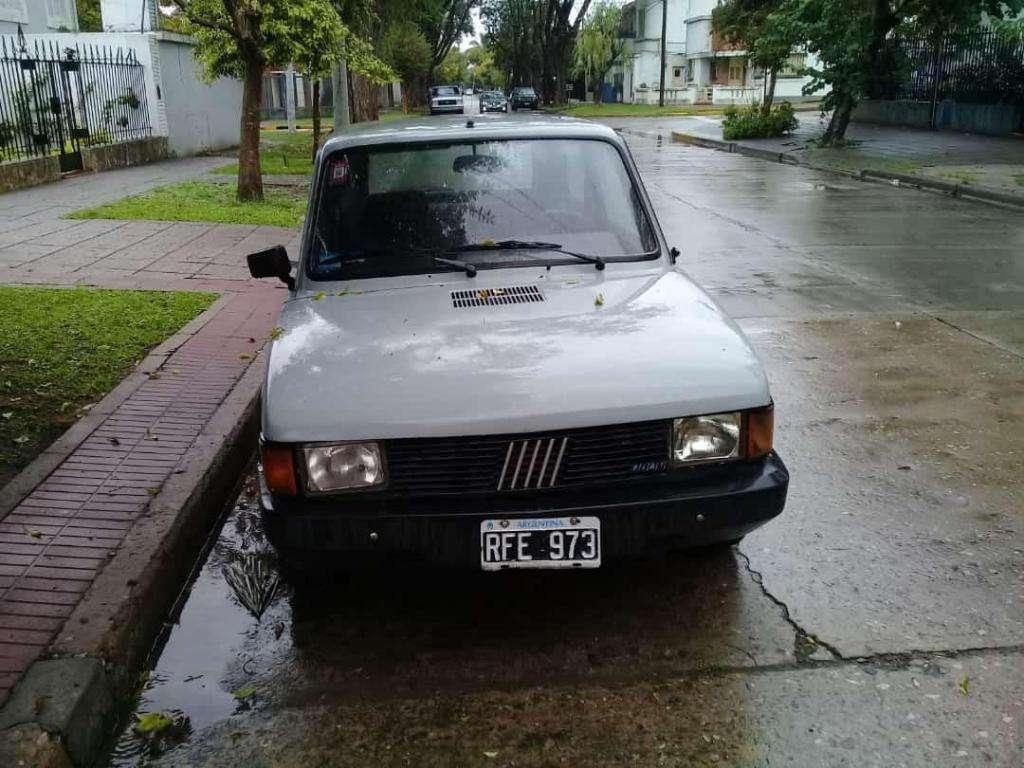 VENDO FIAT 147 MOD 92 CON GNC