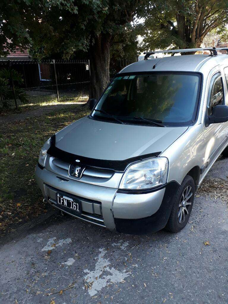 Peugeot Partner Gnc Mod
