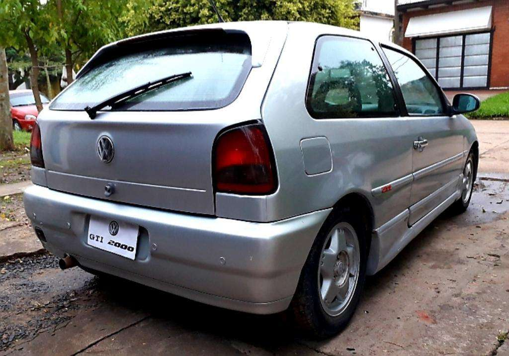 Gol Gti cc Impecable