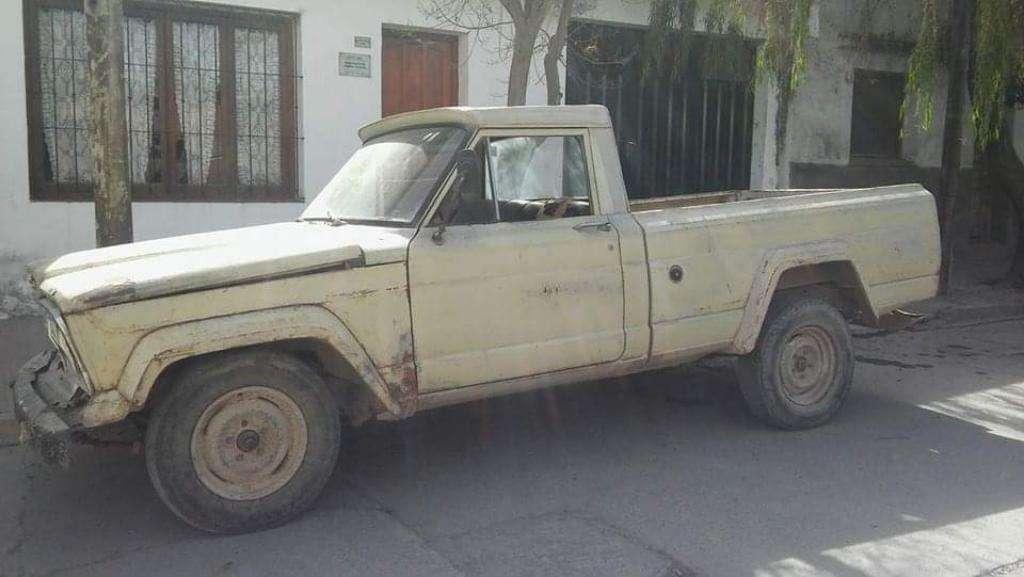 Ika, Jeep Chevrolet