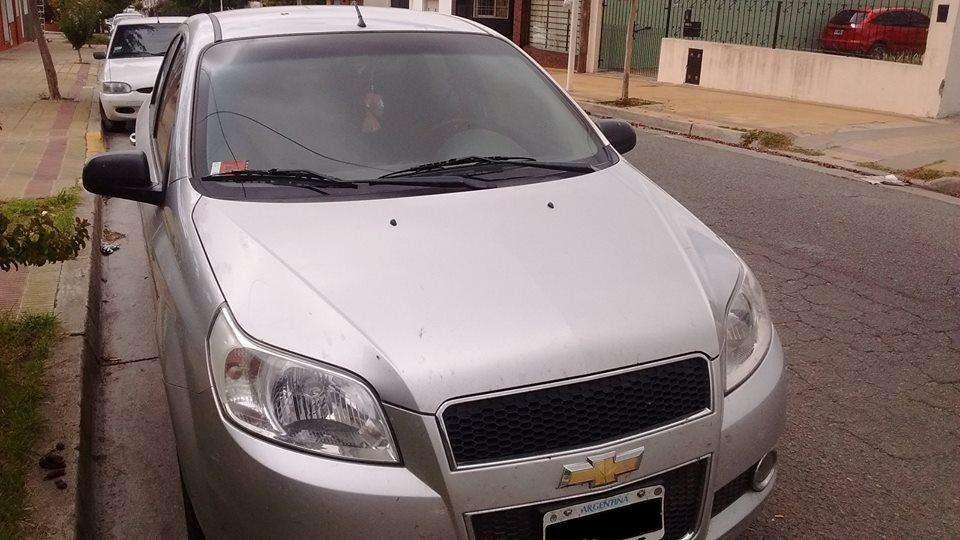 Chevrolet Aveo G3 Financio