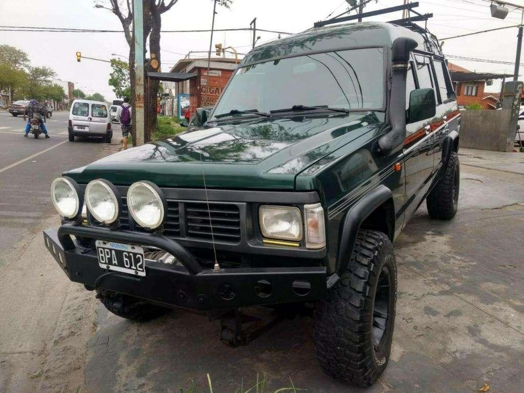 VENDO Nissan patrol 4x4 año