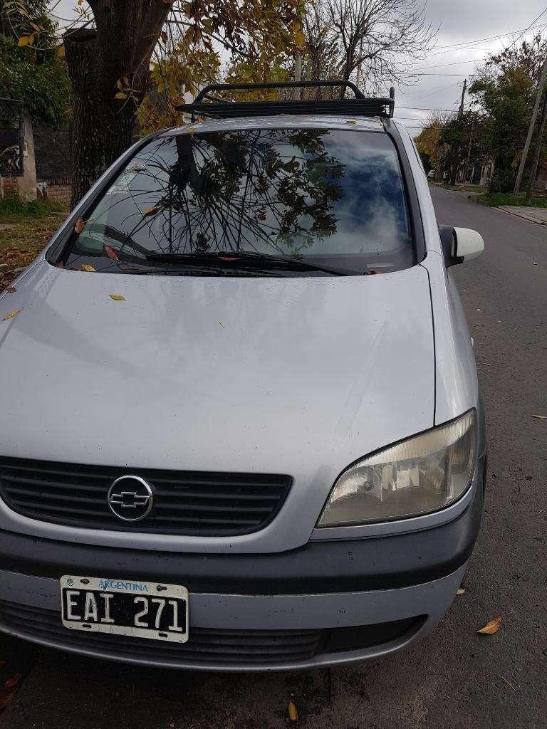 Chevrolet Zafira Gnc