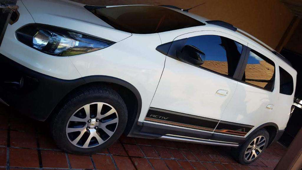 Chevrolet Spin Activ  Ltz 5a.