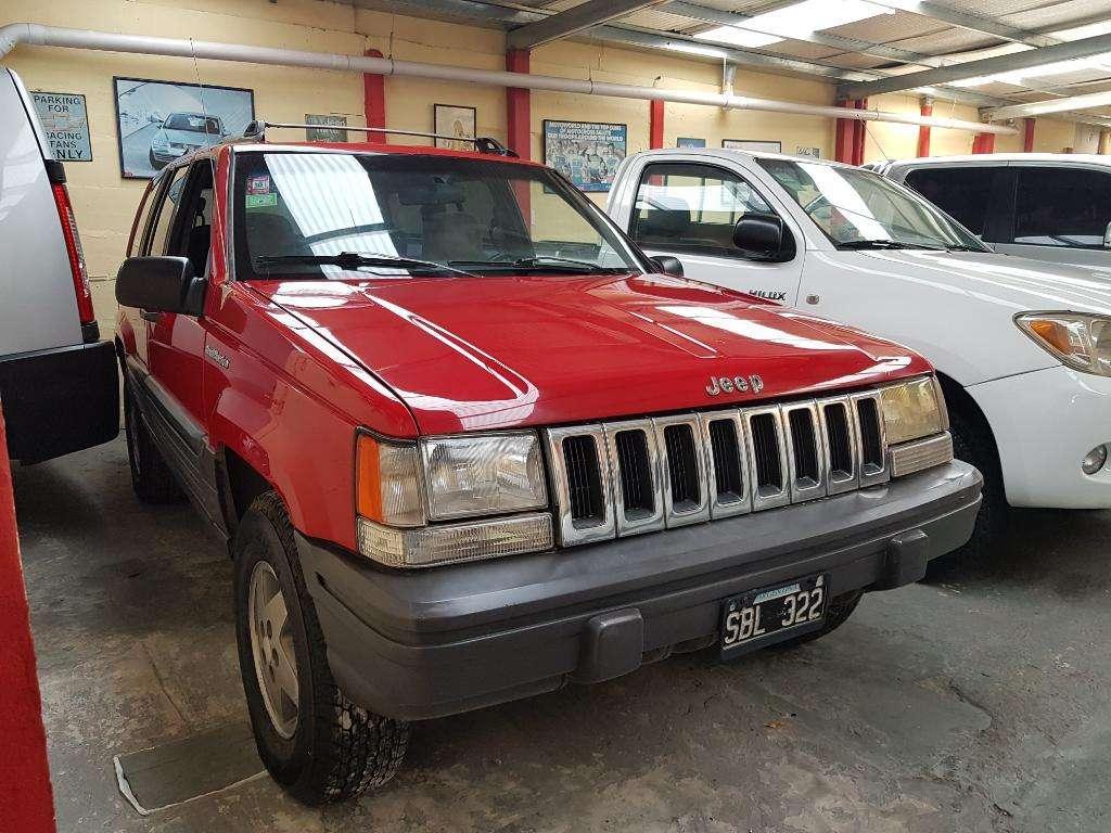 Jeep Grand Cherokee  Gnc