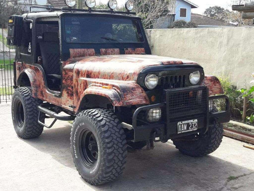Jeep Ika 4x4 modelo