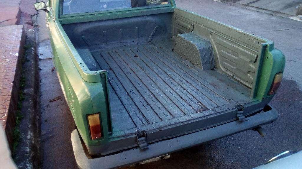 Camioneta Fiat Multicarga 125